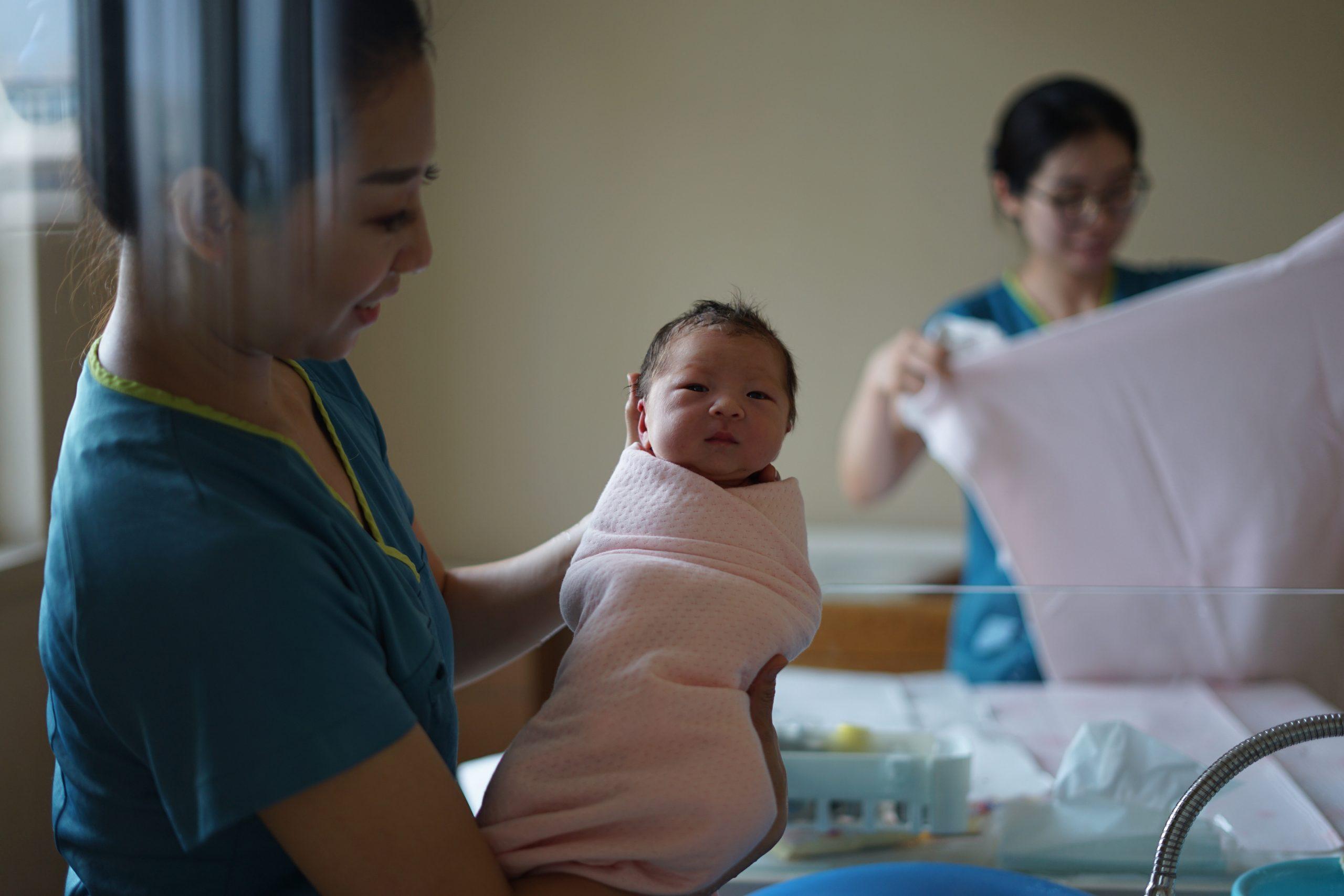 covid-19 midwife